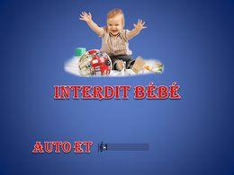 diaporama pps Interdit aux bébés