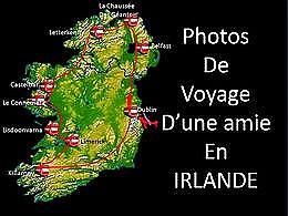 diaporama pps Voyage d'une amie en Irlande