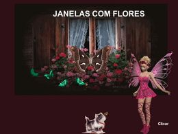 diaporama pps Janelas com flores