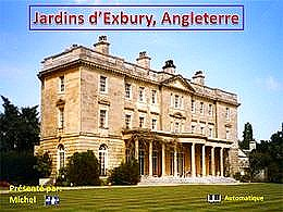 diaporama pps Jardins d'Exbury – Angleterre