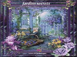 diaporama pps Jardins secrets