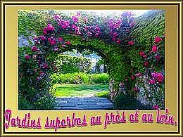 diaporama pps Jardins superbes au près et au loin