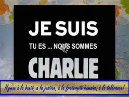 diaporama pps Je suis Charlie