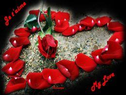 diaporama pps Je t'aime – I love you