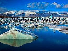 diaporama pps Jökulsárlón iceland
