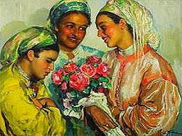 diaporama pps José Cruz Herrera – Spanish painter