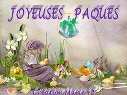 diaporama pps Joyeuses Pâques 2015