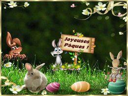 diaporama pps Joyeuses Pâques à tout le monde