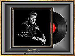 diaporama pps Jukebox Johnny Hallyday de l'amour 2015