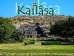 diaporama pps Kailasa un temple unique