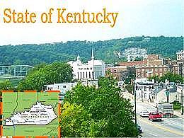 diaporama pps Kentucky USA widescreen