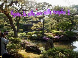 diaporama pps Kyoto – Ville aux mille temples 2