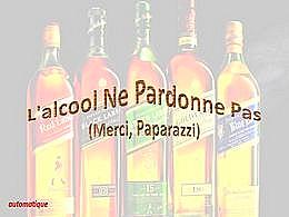 diaporama pps L'alcool ne pardonne pas