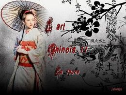 diaporama pps L'art chinois la faune II