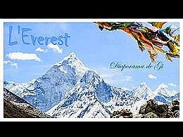 diaporama pps L'Everest