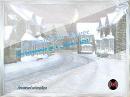 diaporama pps La beauté de l'hiver