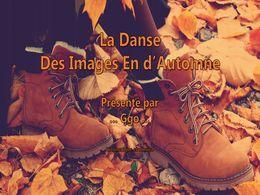 diaporama pps La danse des images en automne