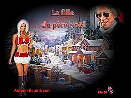 diaporama pps La fille du Père Noël