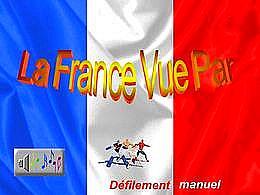 diaporama pps La France vue par …