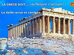 diaporama pps La Grèce pour les nuls