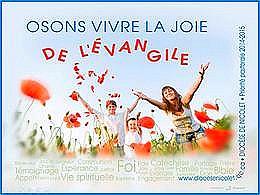 diaporama pps La joie de l'Evangile