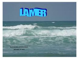 diaporama pps La mer