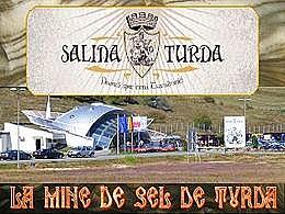 diaporama pps La mine de sel de Turda