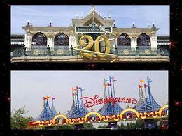 diaporama pps Parc Disneyland Paris