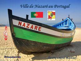 diaporama pps La ville de Nazaré au Portugal