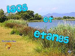 diaporama pps Lacs et étangs
