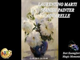 diaporama pps Laurentino Marti spanish painter
