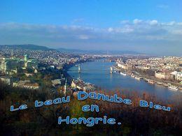 diaporama pps Le beau danube bleu en Hongrie