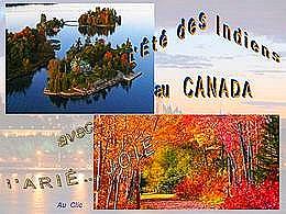 diaporama pps Le Canada