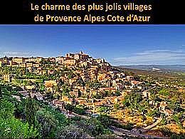diaporama pps Charme des plus jolis villages de PACA