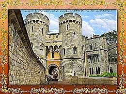 diaporama pps Le château de Windsor