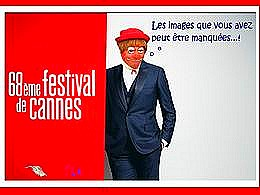 diaporama pps Le festival de Cannes revisité