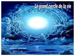 diaporama pps Le grand cercle de la vie