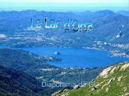 diaporama pps Le Lac d'Orta