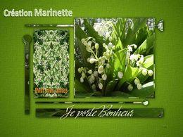 diaporama pps Le muguet du 1er Mai