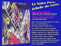 diaporama pps Le Notre Père échelle du Salut – Alain Noël