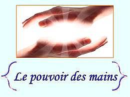 diaporama pps Le pouvoir des mains