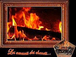 diaporama pps Les amants des chenets