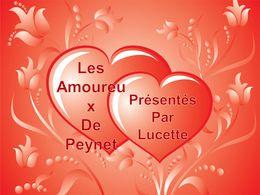diaporama pps Les amoureux de Peynet