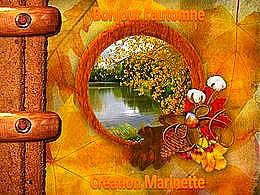 diaporama pps Les couleurs de l'automne