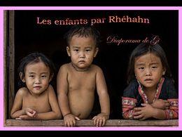 diaporama pps Les enfants par Rhéhan