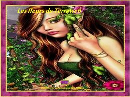 diaporama pps Les fleurs de Terrawen