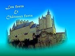 diaporama pps Les forts et châteaux forts