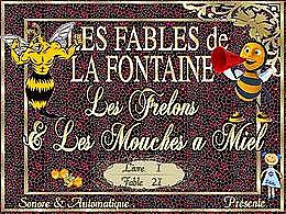 diaporama pps Les frelons et les mouches à miel – La Fontaine