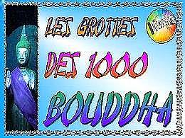 diaporama pps Les grottes des 1000 Bouddhas