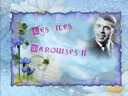 diaporama pps Les Iles Marquises II